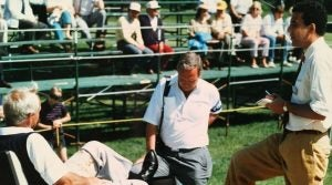 michael bamberger interviews arnold palmer