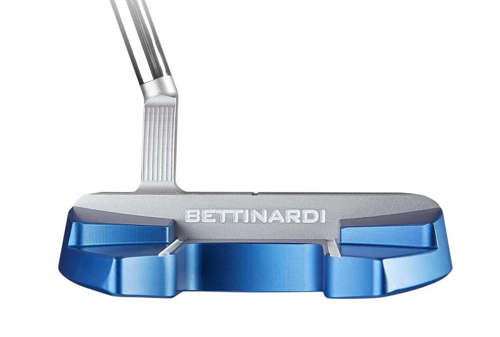 The back of the Bettinardi INOVAI 6.0 putter.