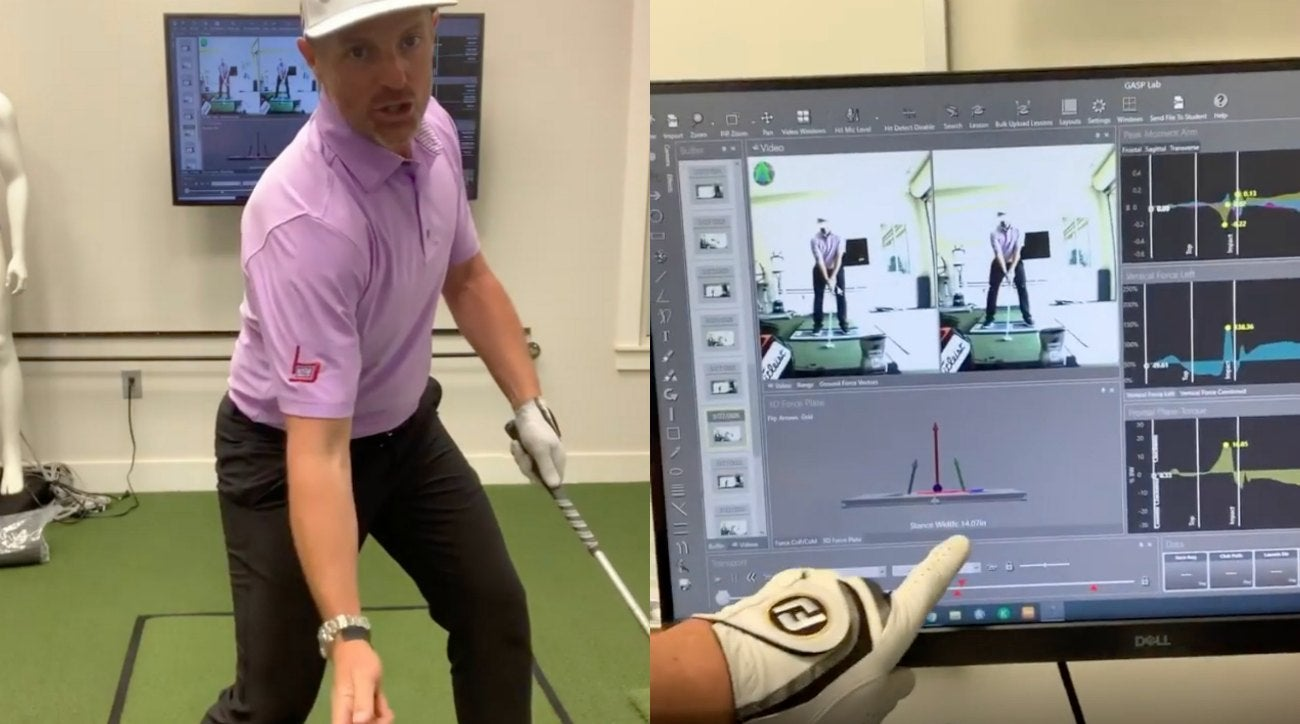 Top 100 teacher shows how a small change can increase swing speed