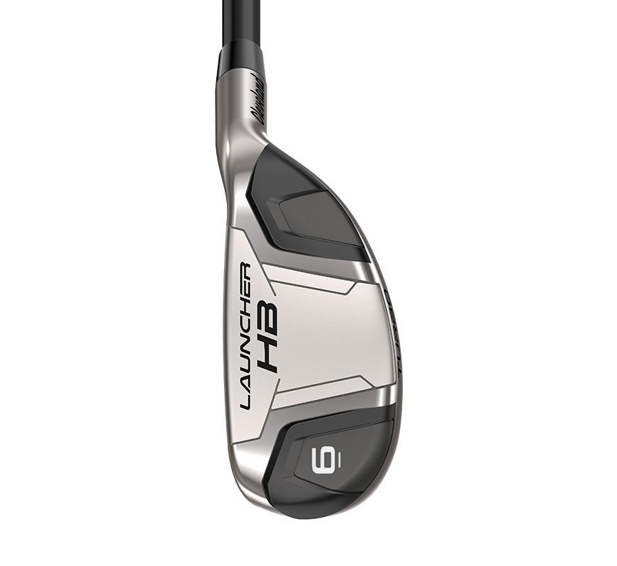 The sole of the Cleveland Launcher HB Turbo iron.