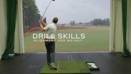 Drill Skills alignment drill