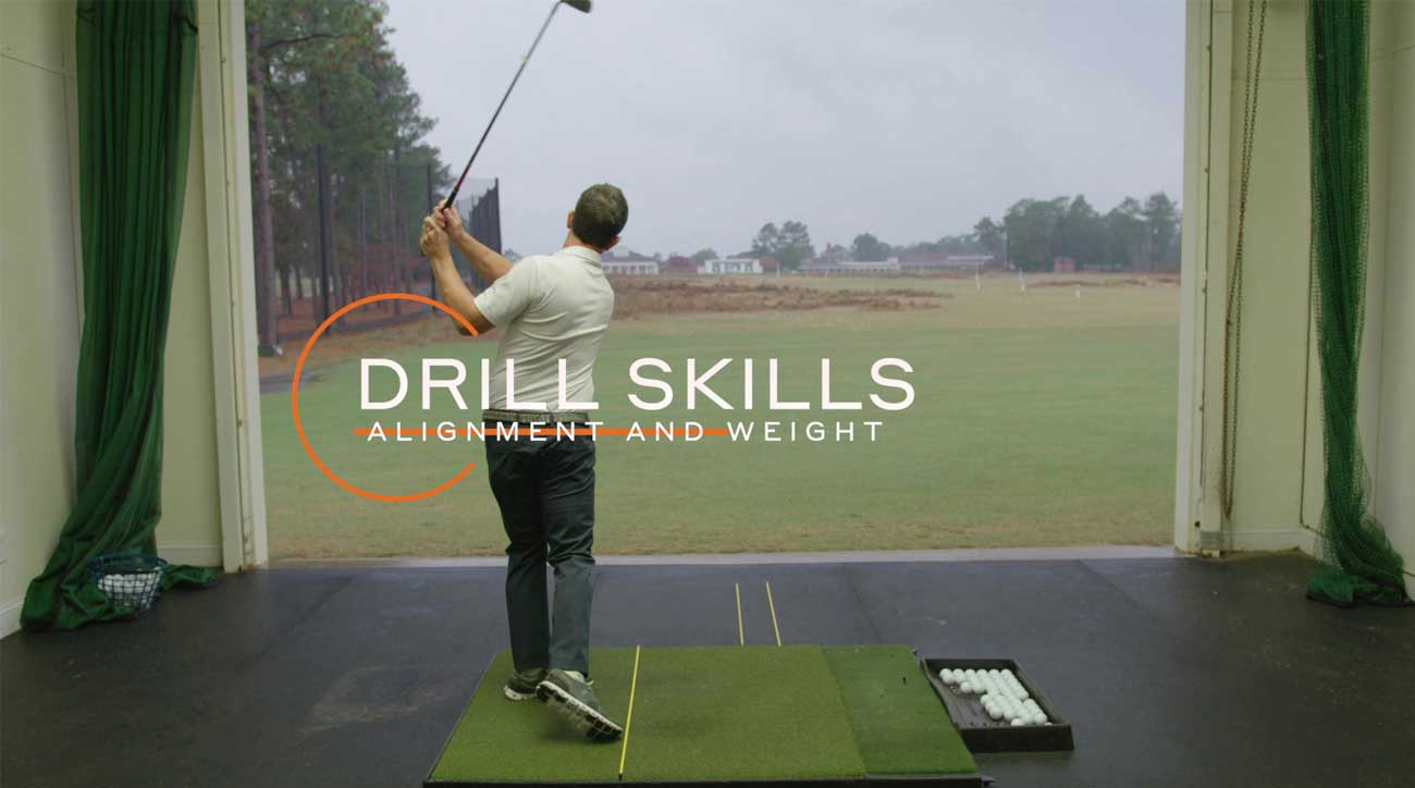Here's why your alignment is dictating the rest of your swing