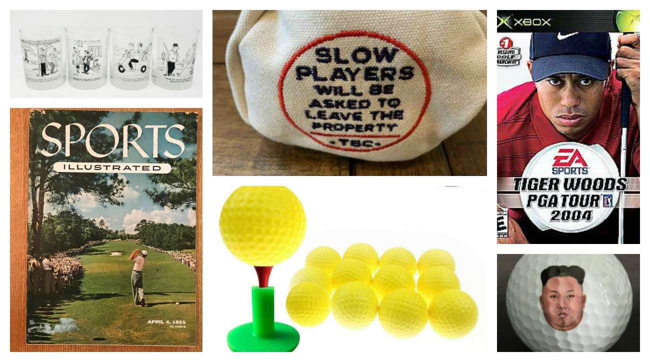 Editor's Picks: 10 great golf deals you can buy on eBay right now