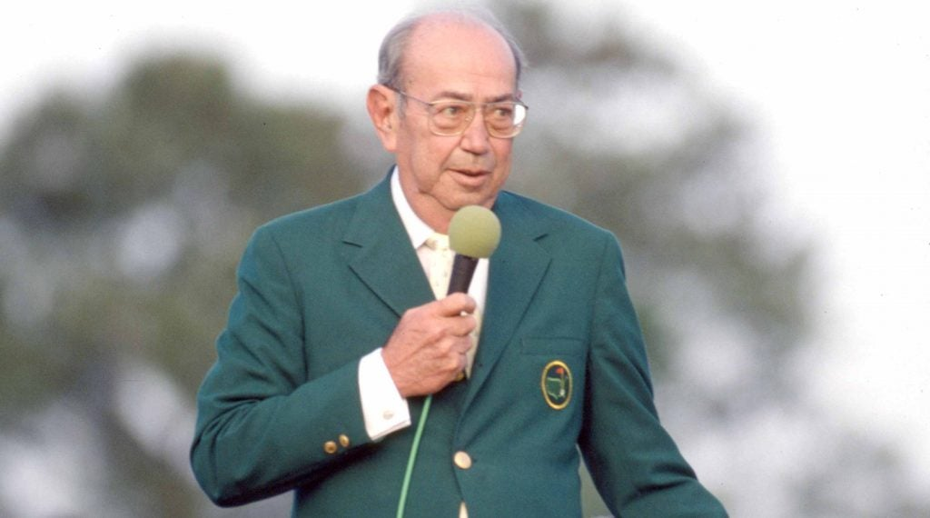 Jack Stephens asserted the course could be prepped for tournament play year-round.