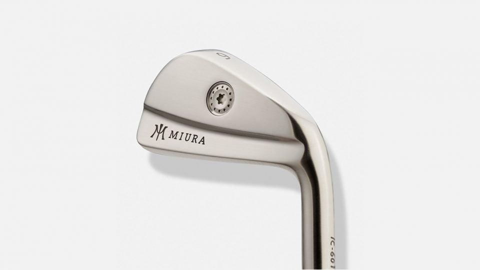 Miura IC-601 irons.
