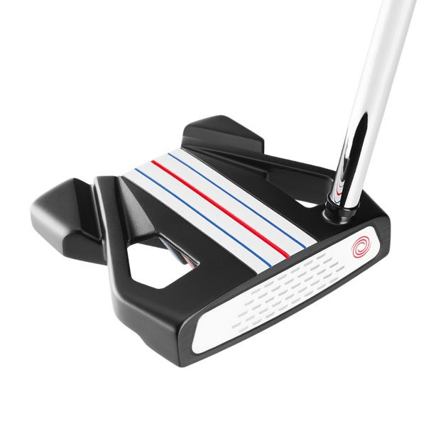 An alternate view of the Odyssey Triple Track Ten putter.