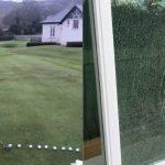 Padraig Harrington hits a golf shot.