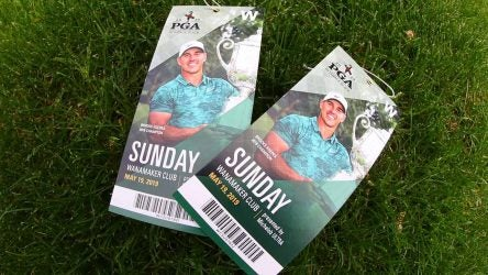 Tickets to the 2019 PGA Championship at Bethpage Black