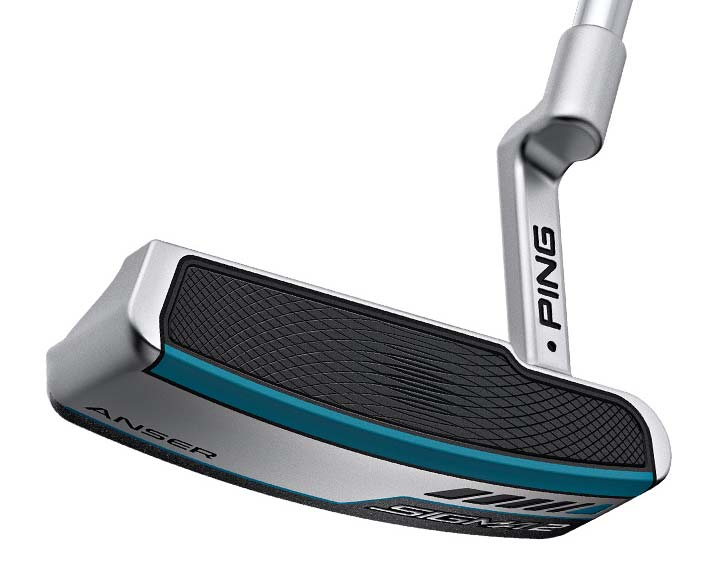 The Ping Sigma 2 Anser putter.