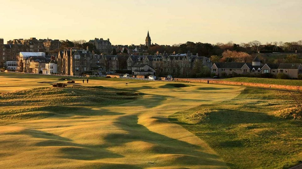 Road Hole St. Andrews