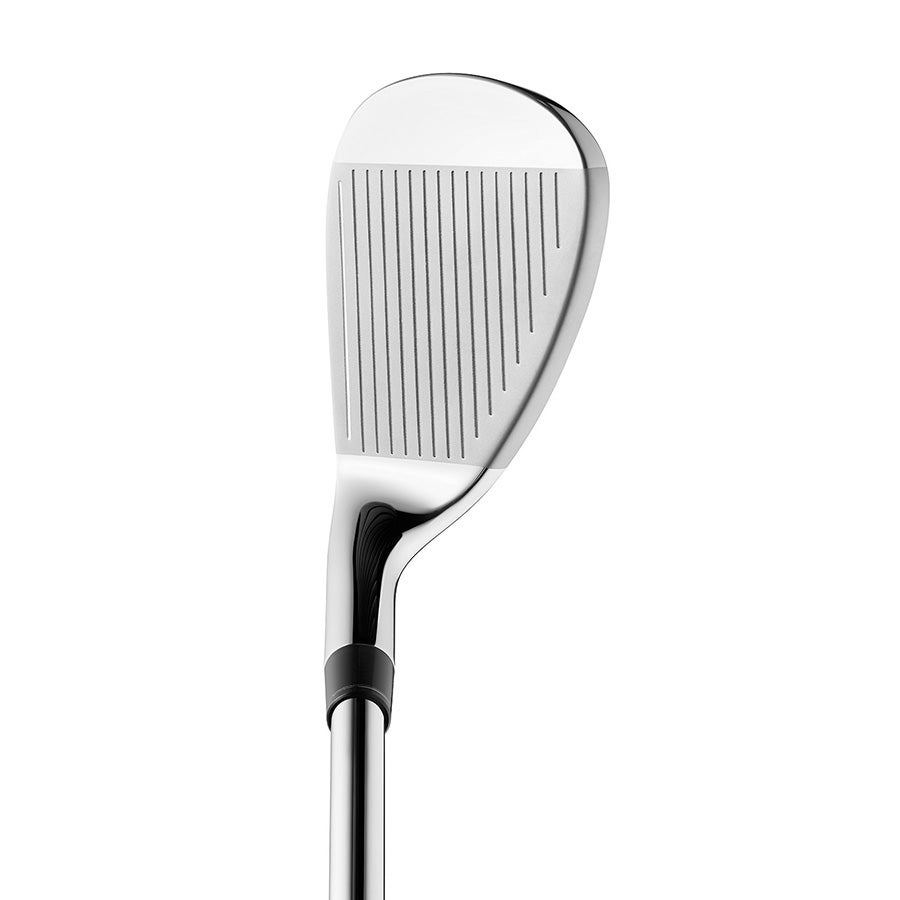 The face of the TaylorMade SIM Max OS iron.