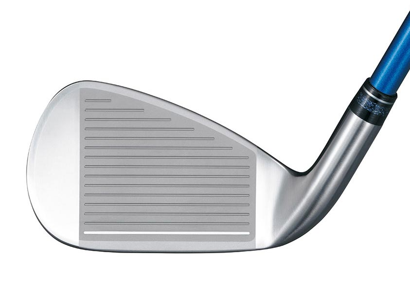 The face of the XXIO Eleven iron.