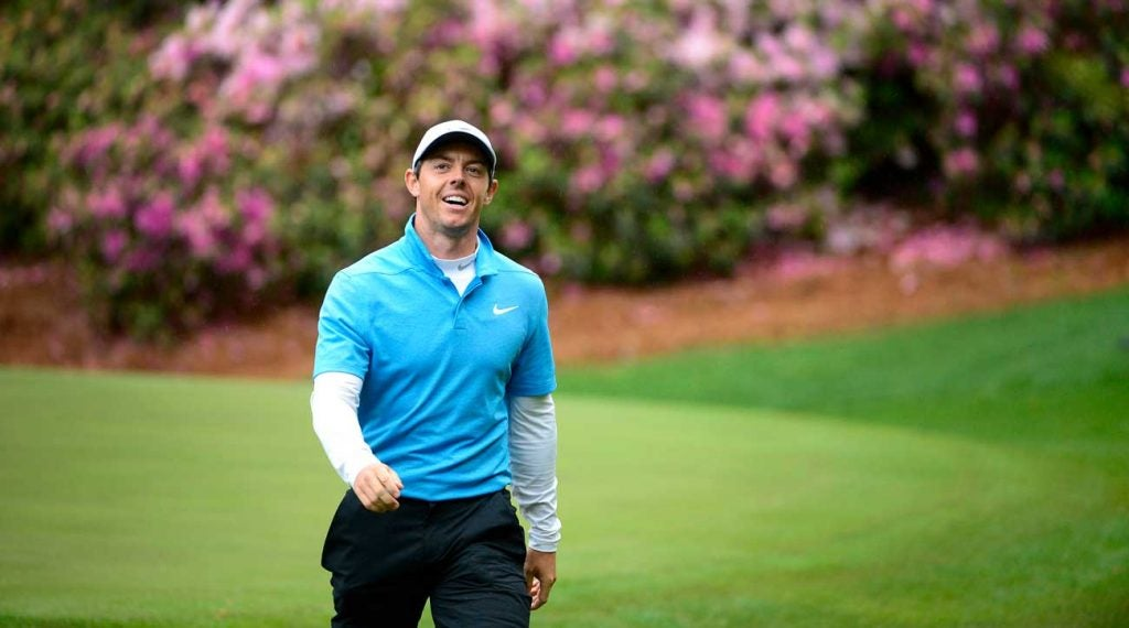 Rory McIlroy has had multiple great chances to win the Masters, but it hasn't panned out for him yet.
