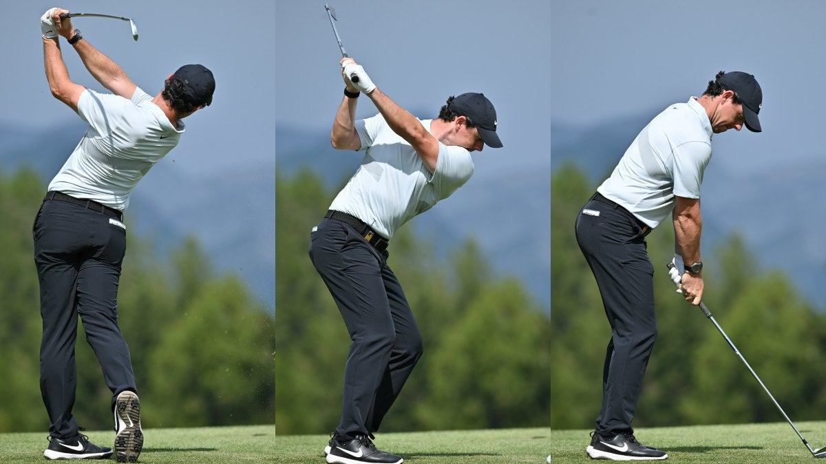 Try reverse engineering your golf swing — it's not as hard as it sounds