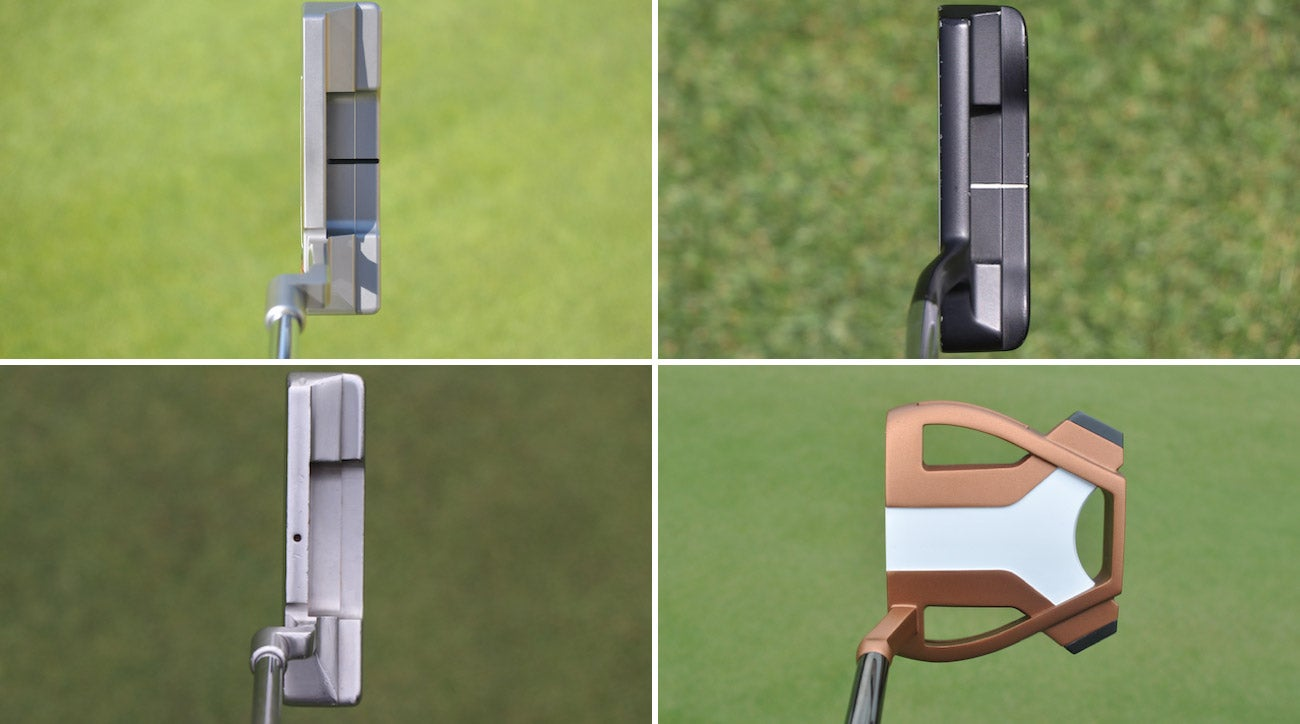 Putter alignment aids: Here's what the top 15 players in the world are using