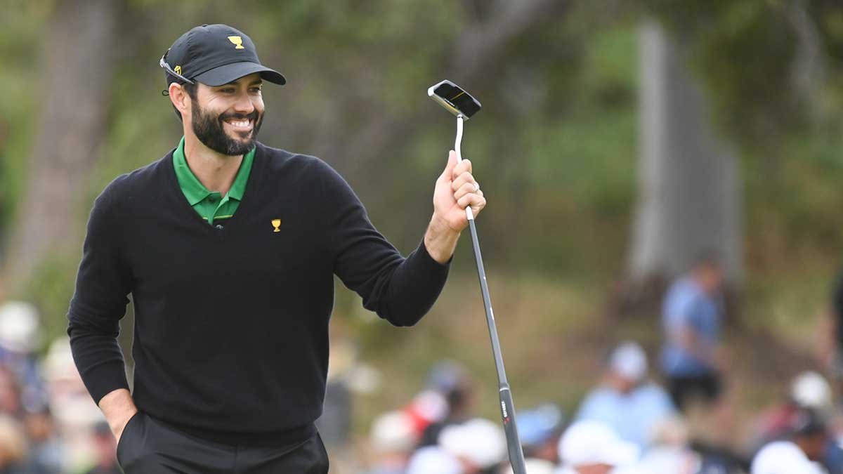 Adam Hadwin will rethink playing if players forced to putt with ...