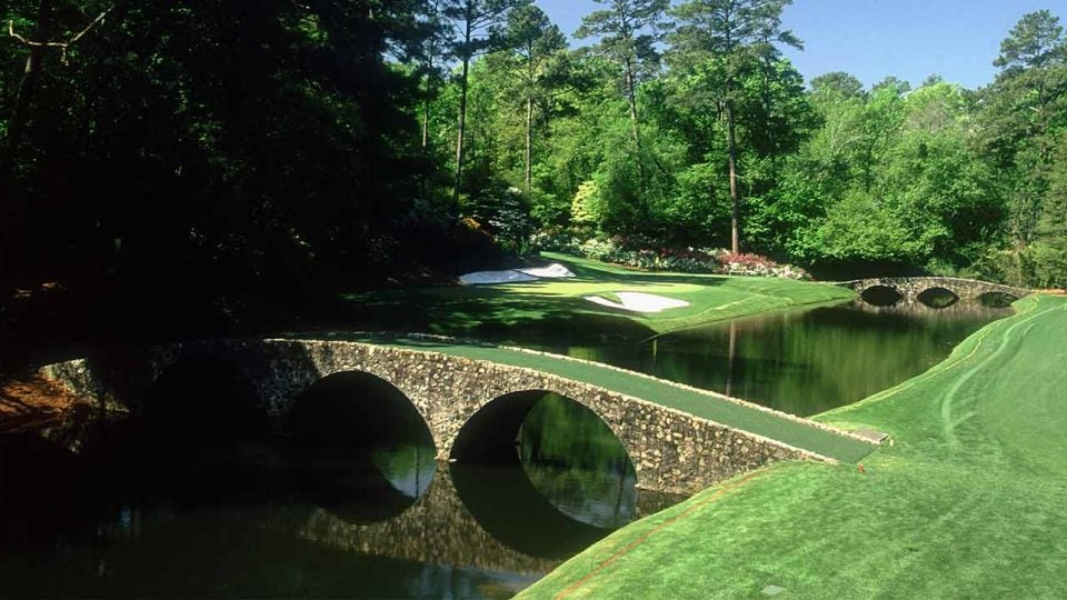 Augusta National raes creek