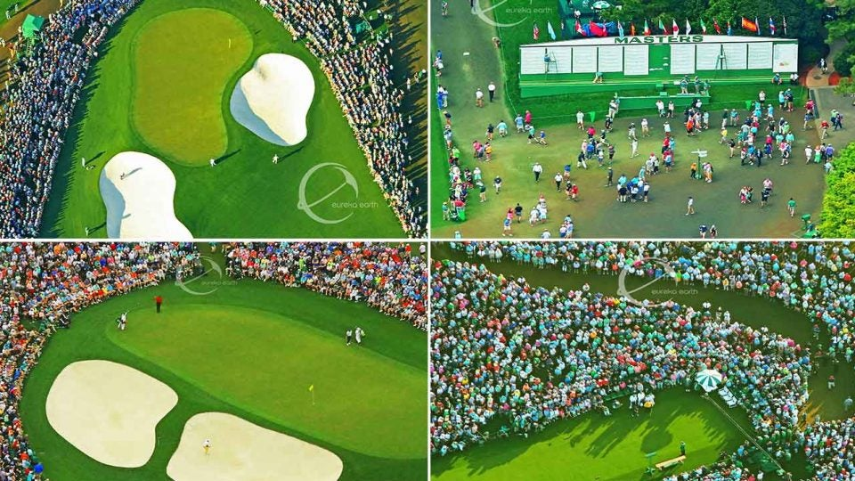 augusta national for the air