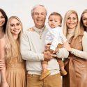 Ben Crenshaw family