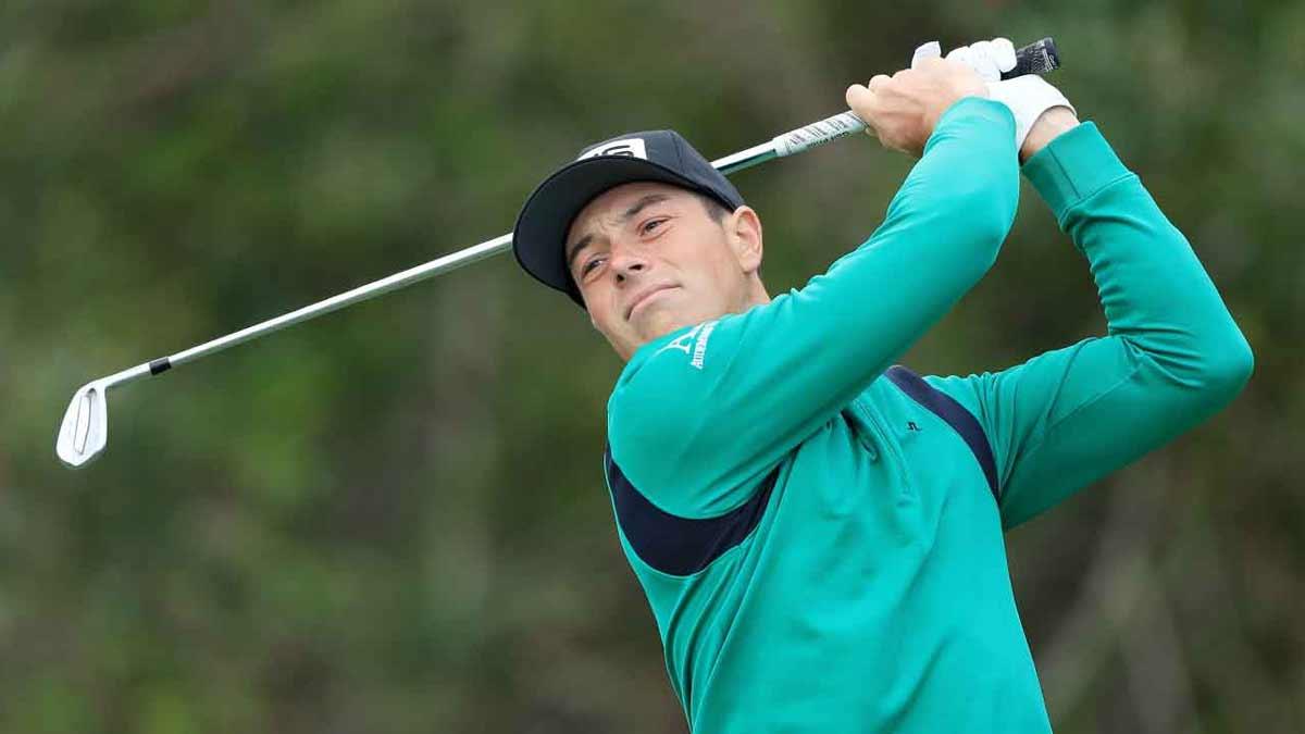 PGA Tour pro Viktor Hovland