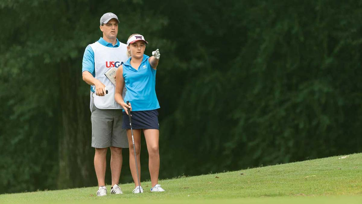 As Golf Spikes Among Junior Girls Parents Can Realize The Price Of Passion