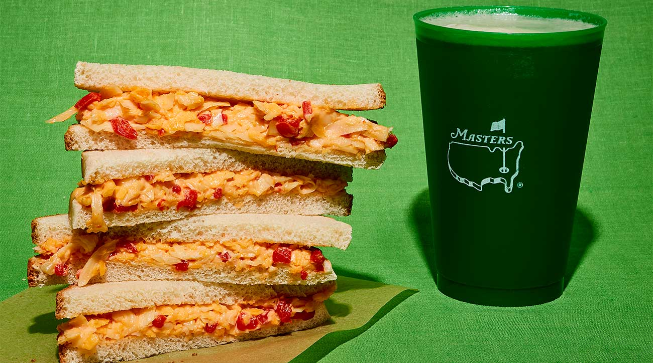 Augusta's pimento cheese sandwich is ultimate tradition unlike any other