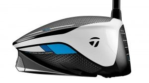 The TaylorMade SIM driver.