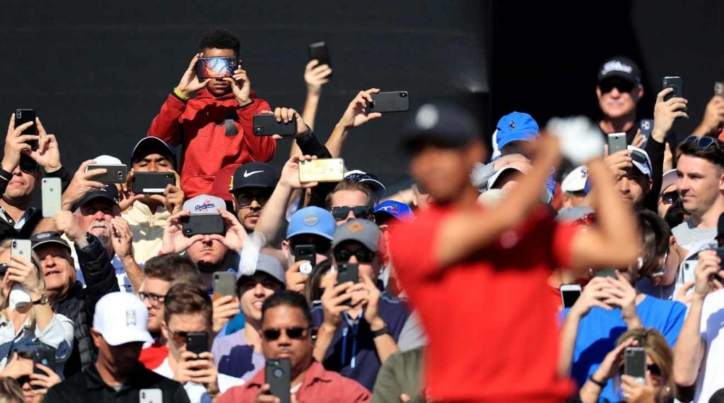 Golf fans might see a lot of Tiger Woods on the course in 2020.