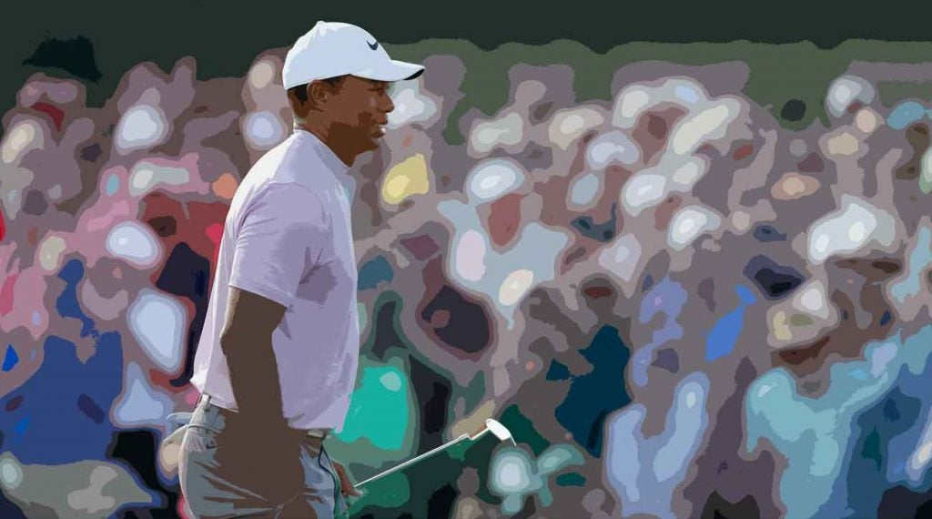 The Masters That Never Was Part Vii Tiger Woods Rory Mcilroy Lead