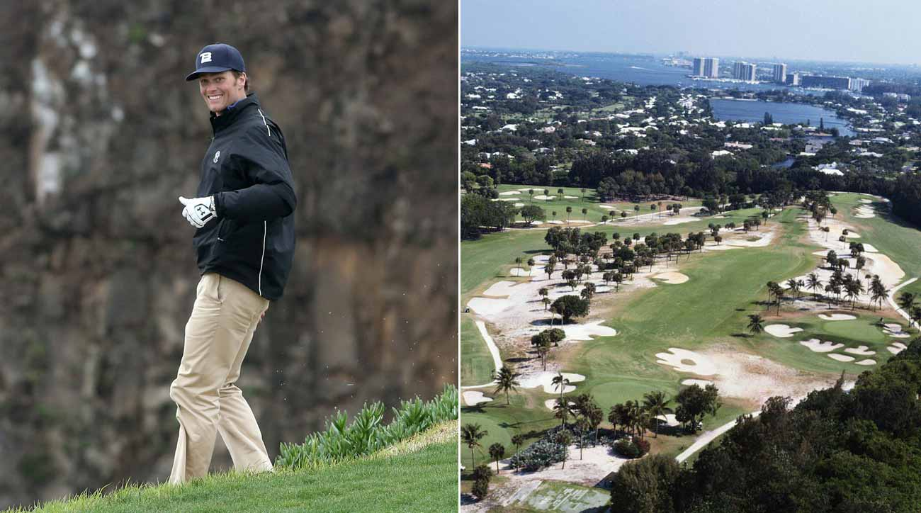 Report: Tom Brady just joined one of the world's most exclusive golf clubs