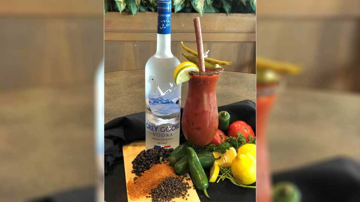 The Bayou Bloody Mary at TPC Louisiana