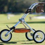 The Walker Trolley Cape pushcart.
