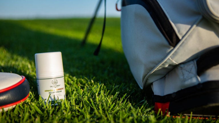 Golf CBD products