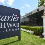 charles schwab challenge sign