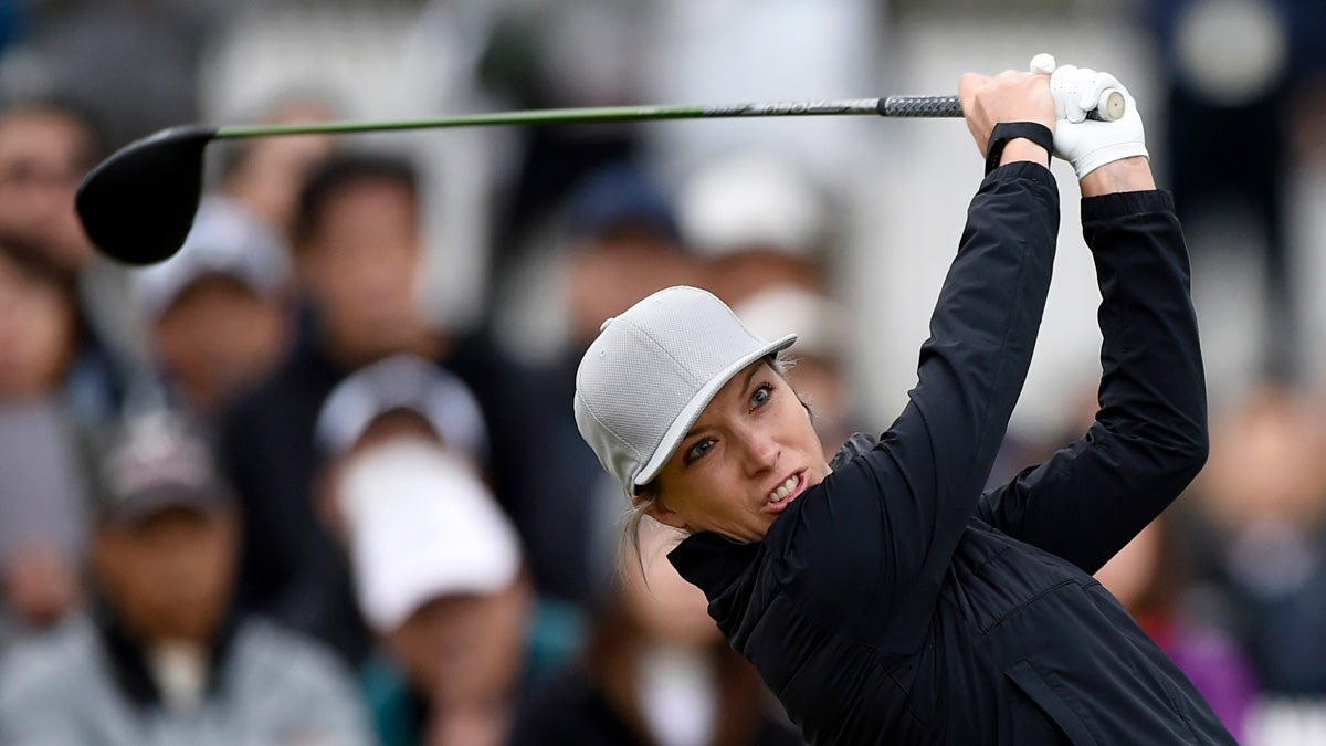 LPGA pro says her skins game criticism has been taken out of context