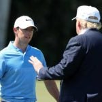 rory mcilroy and donald trump