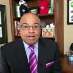 mike tirico president donald trump