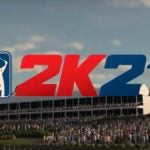 PGA Tour 2K21 video game