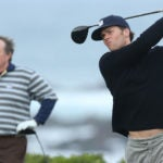 tom brady bill belichick pebble beach