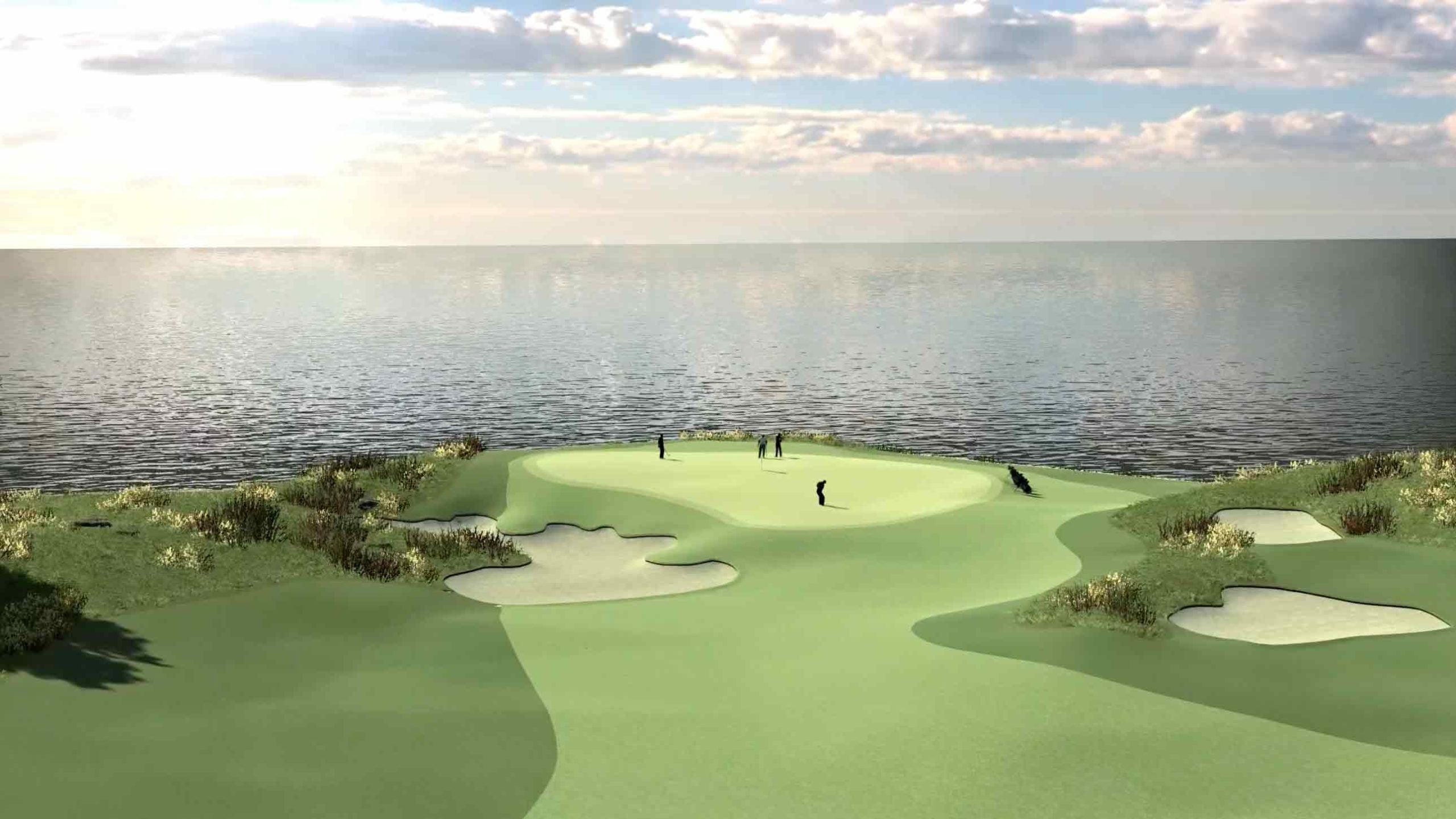 final rendering of smith's hole