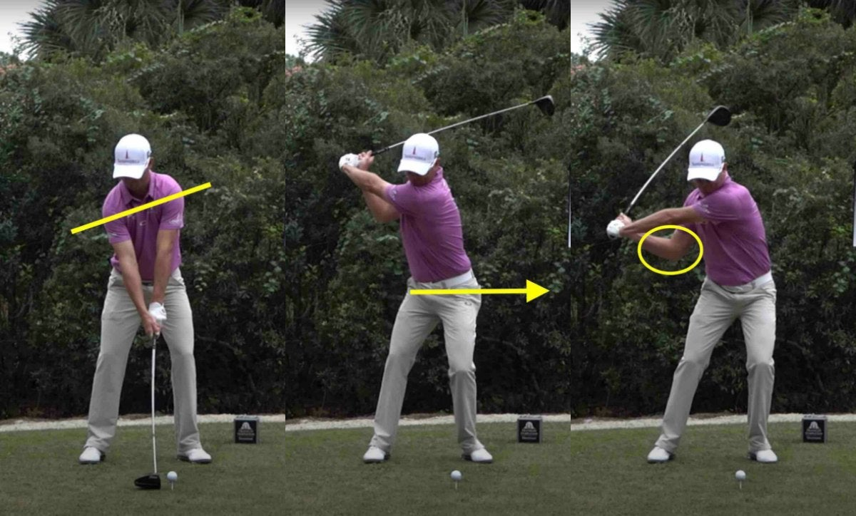 This 3-step formula will improve your downswing and help you hit draws