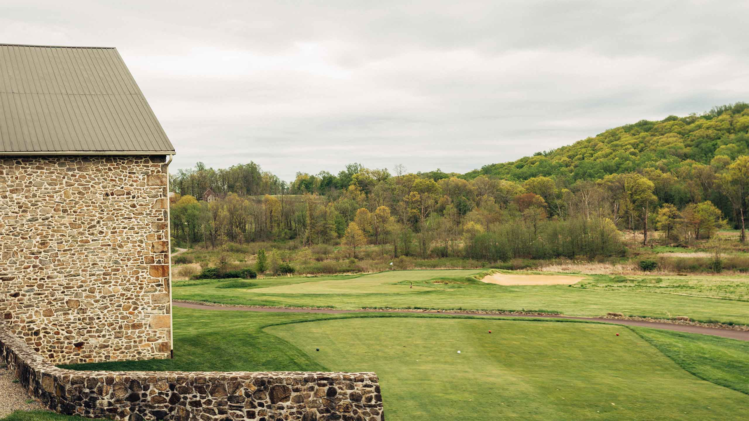 French Creek Golf Club in Elverson, Pa.