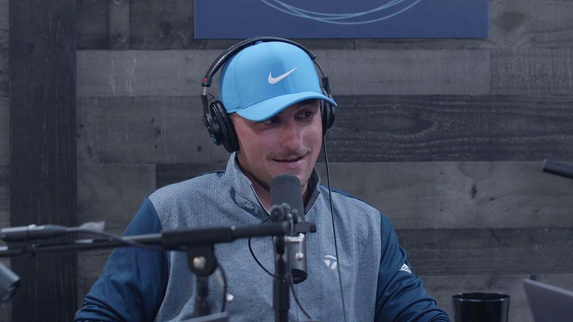 Johnny Manziel on this week's Subpar podcast.