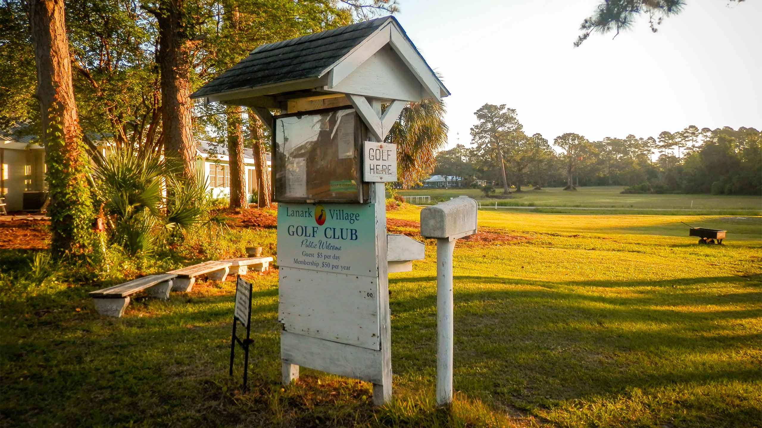 This Forgotten 5 Course On The Gulf Is Doused With History