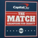 the match sign