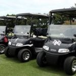 four custom golf cart designs