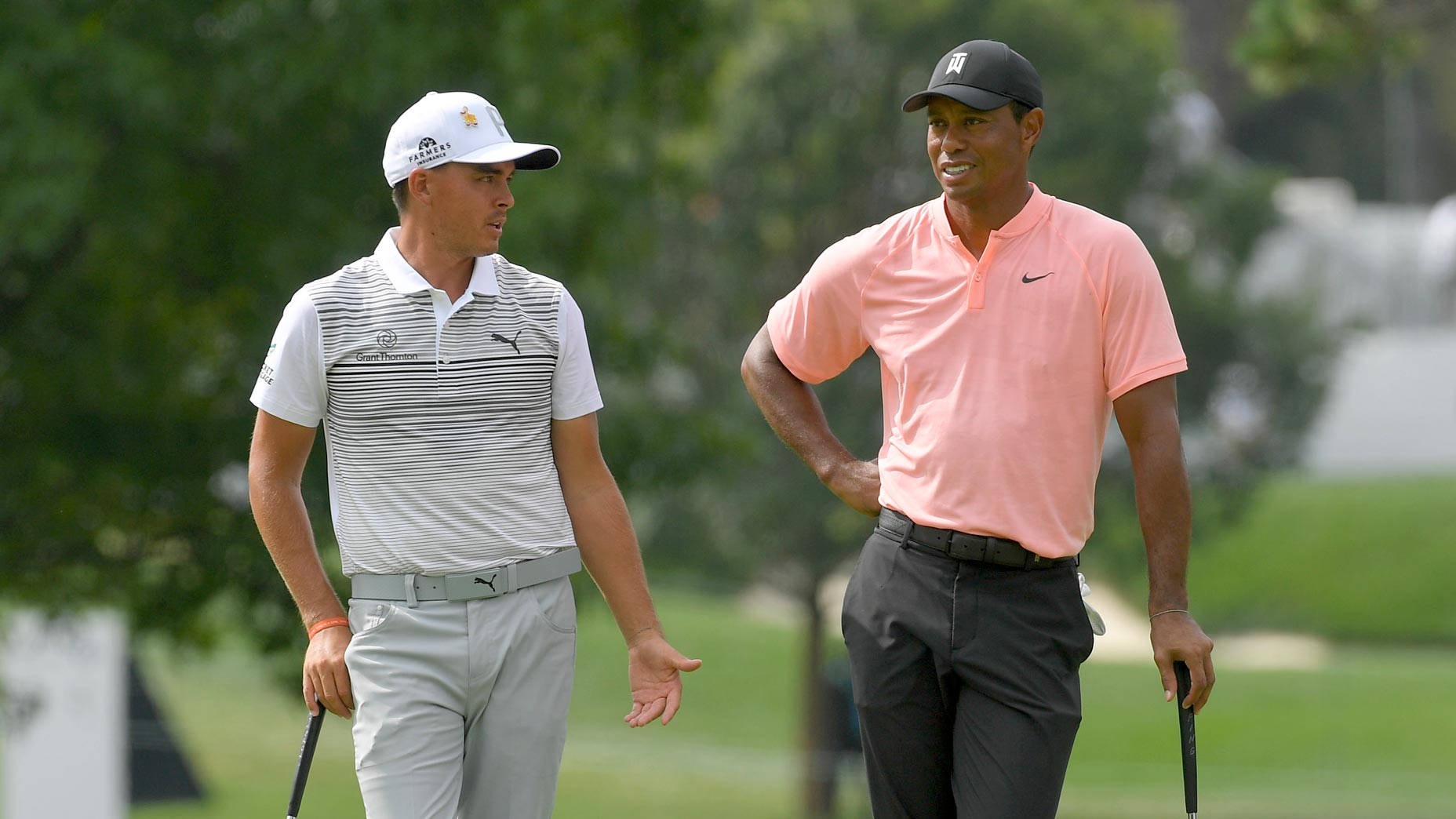 Why Tiger Woods, Rickie Fowler and their pals feel so at home at Medalist