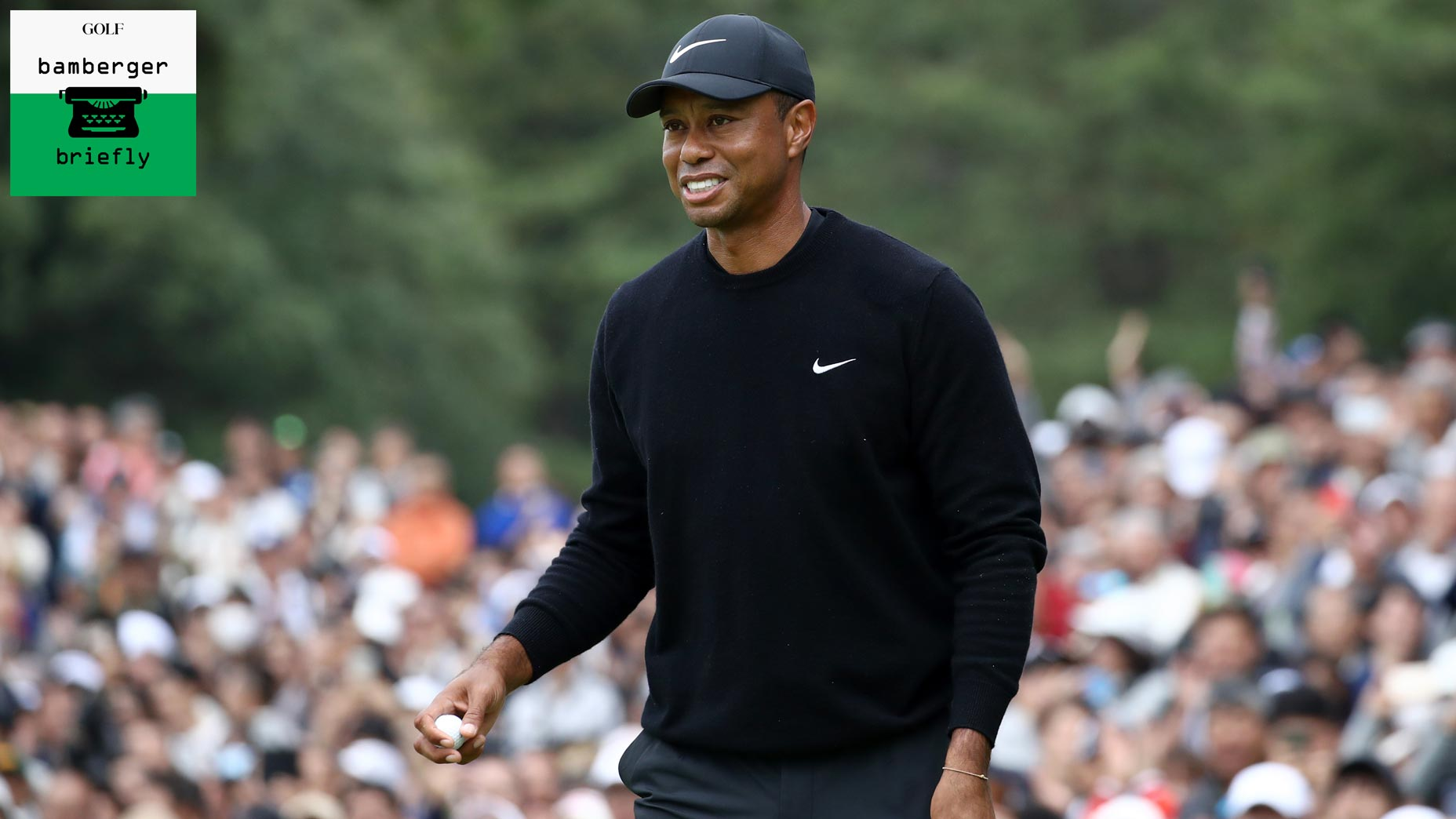 Tiger Woods' fingerprints are all over the Match II this weekend