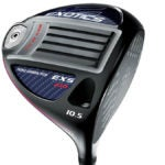 Tour Edge Exotics EXS 220 driver.