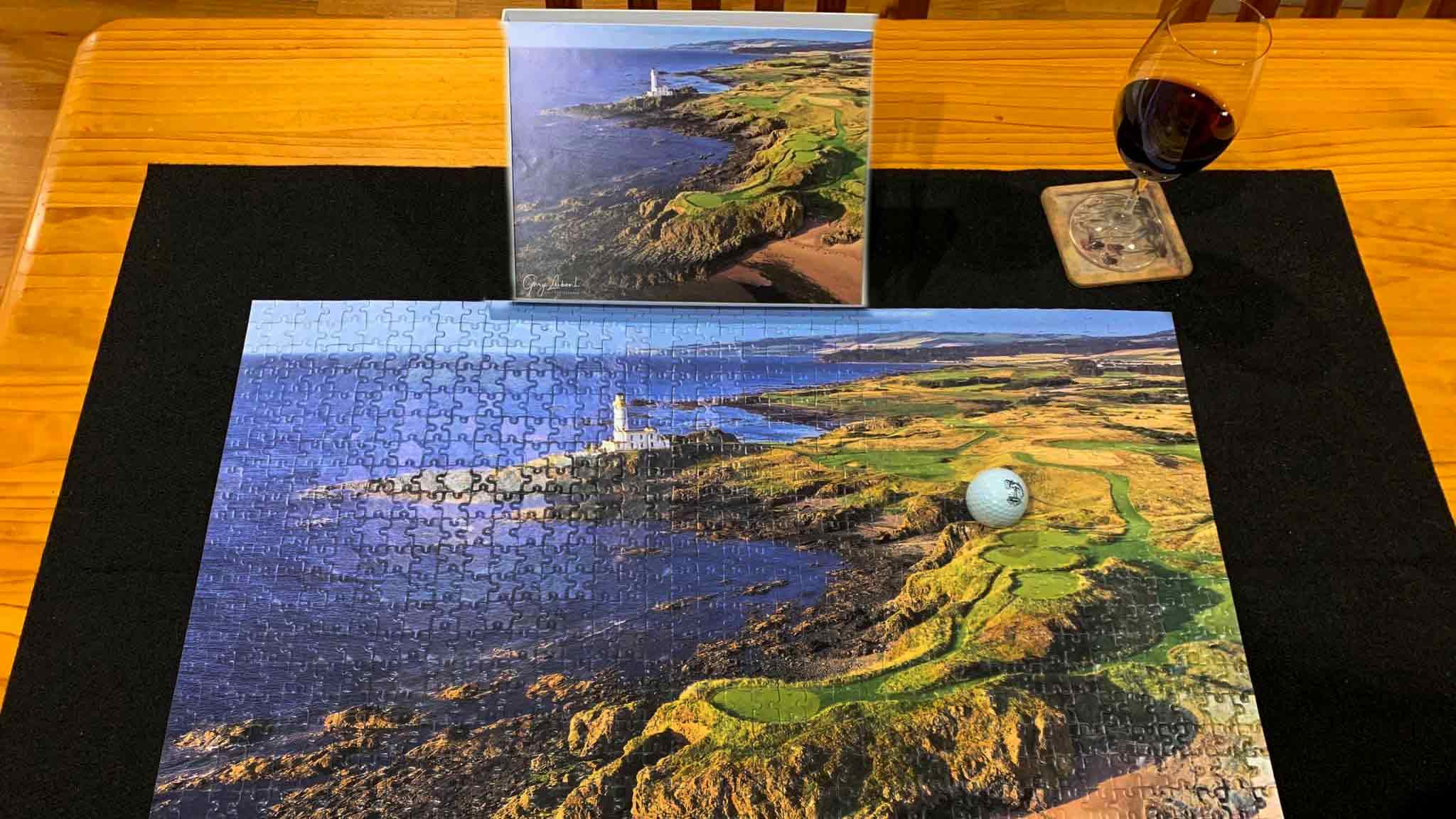 puzzle of trump turnberry